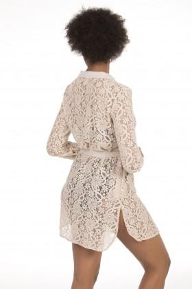 SHIRT BEACH DRESS