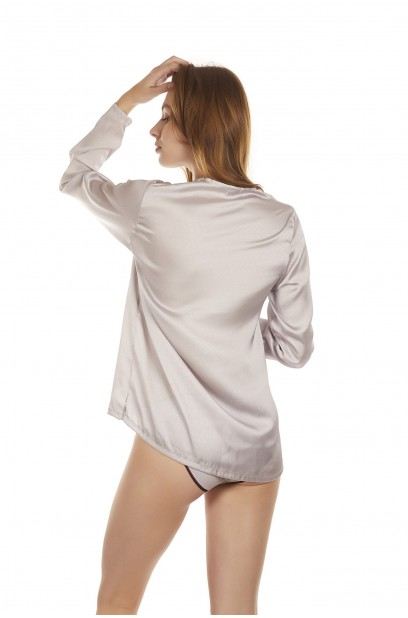 PYJAMA LONG SLEEVED SHIRT