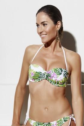 Mas acerca de Top de bikini bandeau