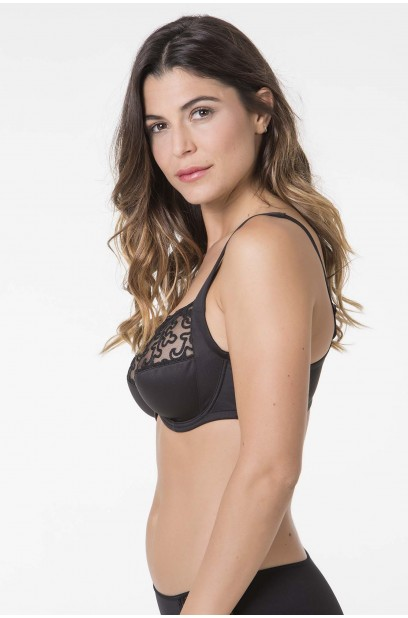 TRIANGLE NON-PADDED BRA