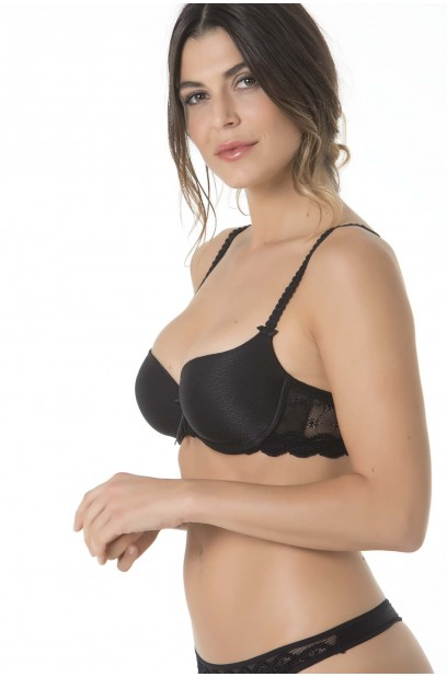 ESSENTIAL BRA WITH FOAM