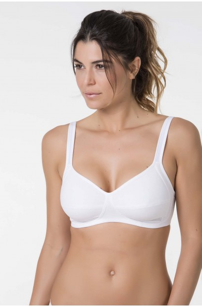 More about WIRELESS HYPOALERGENIC COTTON BRA