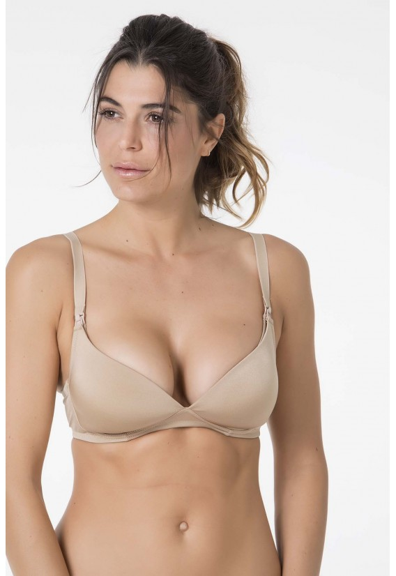WIRELESS BREASTFREEDING BRA