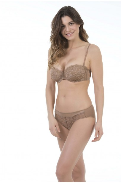 ESSENTIAL STRAPLESS BRA