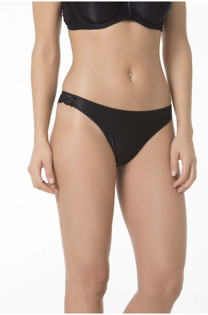 db41ec5c25b BRAZILIAN PANTY Color  004-NEGRO