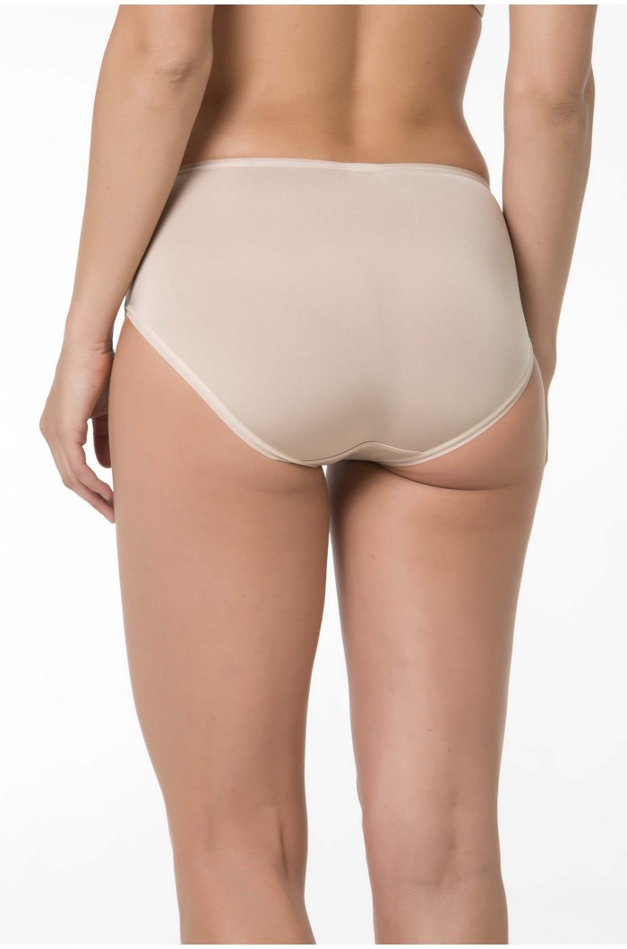 dd9972c1b434 INVISIBLE HIGH WAIST PANTY Color: 185-PIEL |Selmark