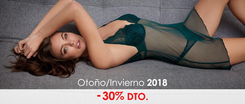 Selmark Lingerie - Otoño/Invierno 18