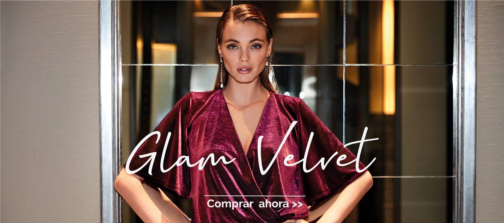 Selmark Lingerie - Glam Velvet In&Out