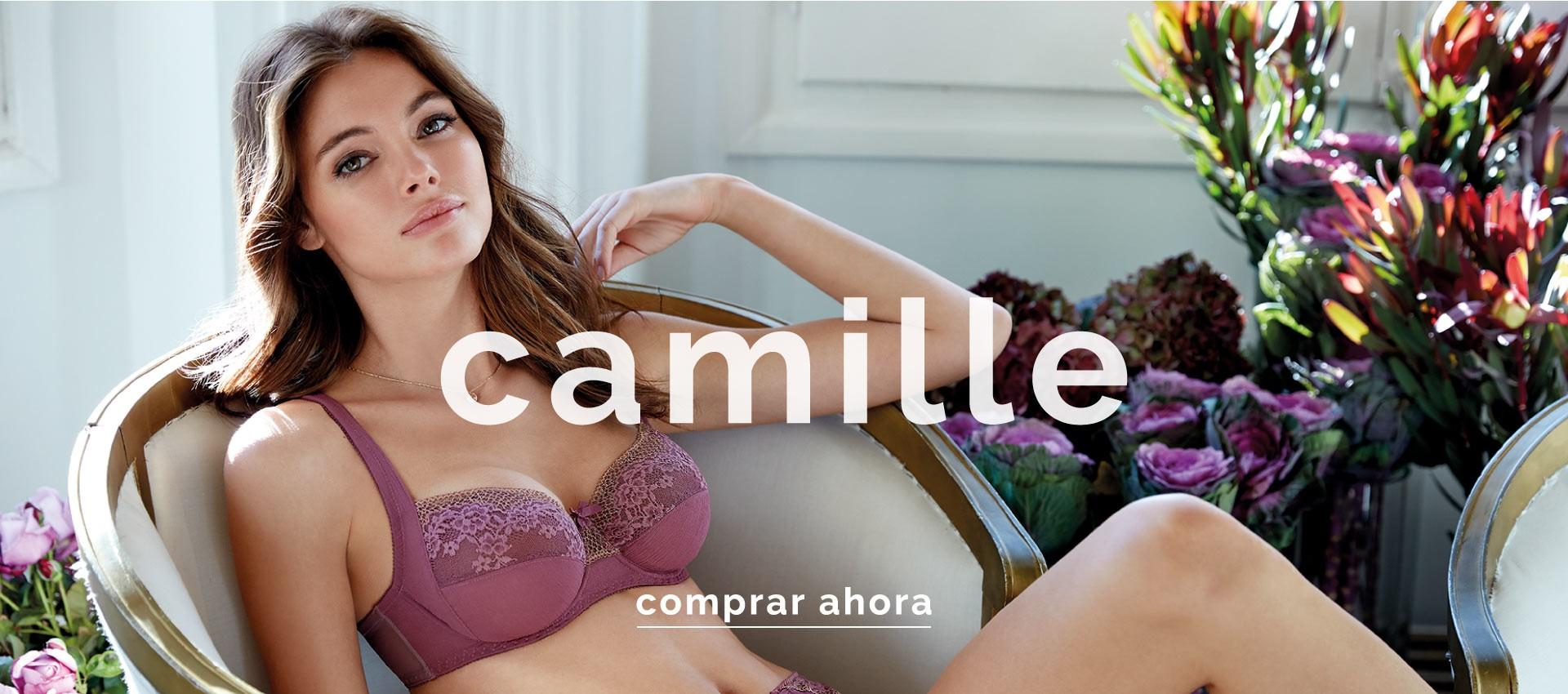 Selmark Lingerie - Camille