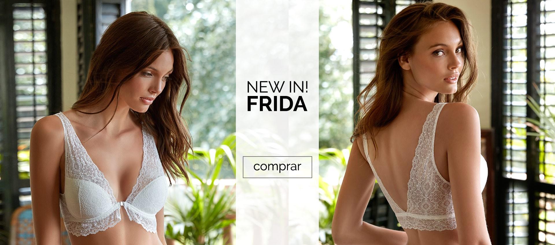Selmark Lingerie - Frida